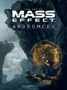The Art Of Mass Effect: Andromeda - BIOWARE - cover