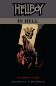 Libro in inglese Hellboy in Hell Volume 2: Death Card Mike Mignola