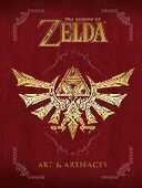 Libro in inglese The Legend of Zelda: Art & Artifacts