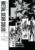 Libro in inglese Art Of Metal Gear Solid I-iv Y. Shinkawa