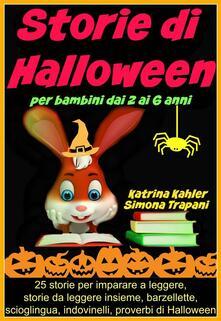 Storie Di Halloween - Katrina Kahler - ebook