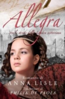 Allegra - Anna Lisle - ebook