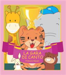 La Gara Di Canto - Francois Keyser - ebook