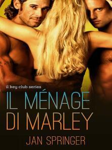 Il Ménage Di Marley - Jan Springer - ebook