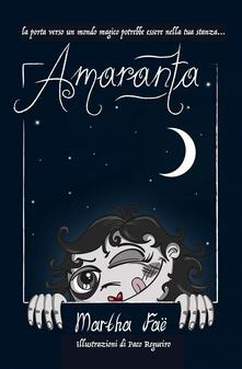 Amaranta - Martha Faë - ebook