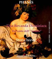 Una bevanda dionisiaca - Patrice Martinez - ebook