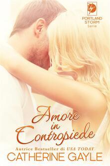 Amore in Contropiede - Catherine Gayle - ebook