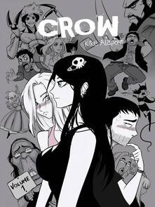 Crow, un fumetto non adatto agli insulsi - Enrique Alapont Sánchez - ebook