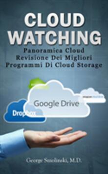 Panoramica Cloud - George Smolinski - ebook