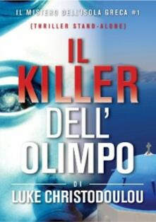Il Killer Dell'olimpo - Luke Christodoulou - ebook
