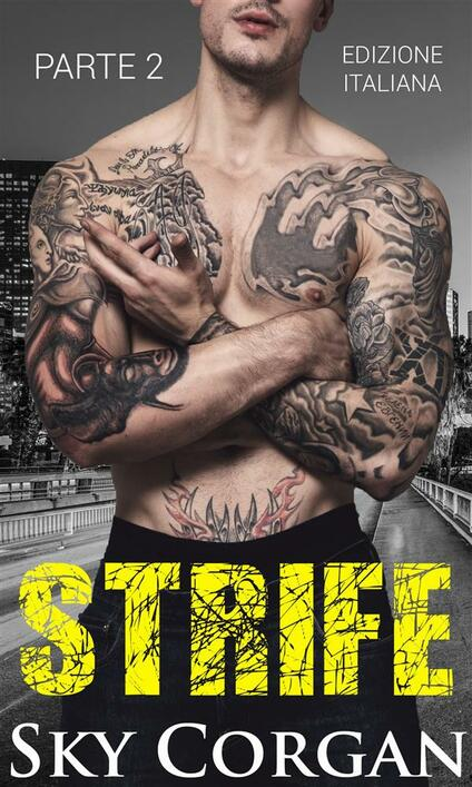 Strife (Parte 2) - Sky Corgan - ebook