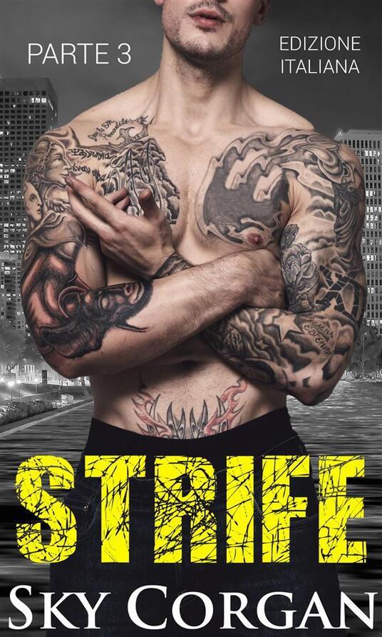 Strife (Parte 3) - Sky Corgan - ebook