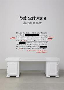 Post Scriptum - English Edition