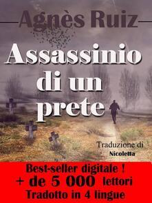 Assassinio Di Un Prete - Agnès Ruiz - ebook
