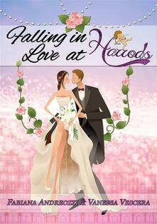 Falling In Love At Harrods