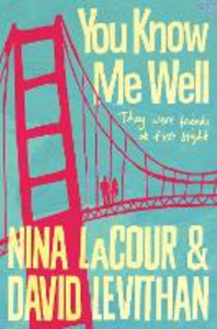 Libro inglese You Know Me Well David Levithan , Nina Lacour