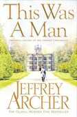Libro in inglese This Was a Man Jeffrey Archer