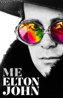 Me: Elton John Official Autobiography - Elton John - cover