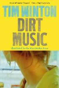 Dirt Music - Tim Winton - cover