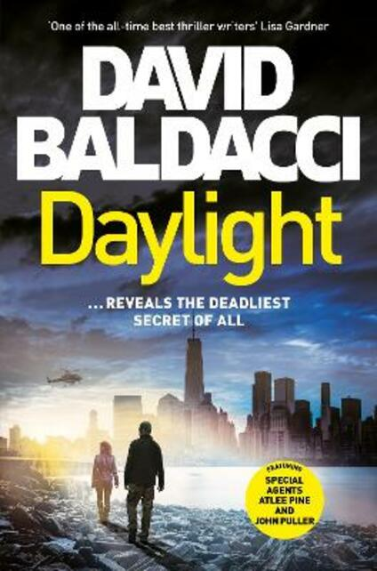 Daylight - David Baldacci - cover