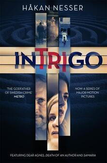 Intrigo - Hakan Nesser - cover