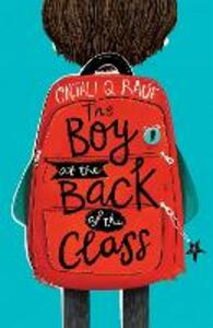 The Boy At the Back of the Class - Onjali Q. Rauf - cover