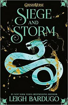 Shadow and Bone: Siege and Storm: Book 2 - Leigh Bardugo - cover