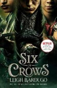 Six of Crows: TV tie-in edition: Book 1 - Leigh Bardugo - cover