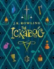 The Ickabog - J.K. Rowling - cover