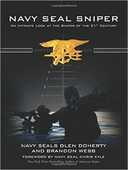 Libro in inglese Navy Seal Sniper: An Intimate Look at the Sniper of the 21st Century Glen Doherty Brandon Webb