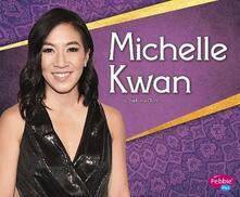 Michelle Kwan - Stephanie Cham - cover