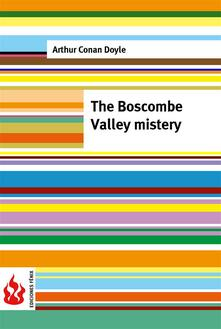 TheBoscombe Valley mistery. Ediz. limitata