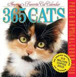365 Cats Page-A-Day Calendar 2018