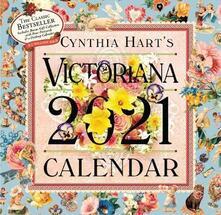 2021 Cynthia Harts Victoriana Wall Calendar - Cynthia Hart - cover