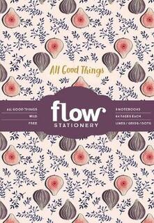 All Good Things Are Wild and Free Notebook Set - Irene Smit,Astrid van der Hulst,Editors of FLOW Magazine - cover