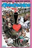 Libro in inglese Garth Ennis' a Train Called Love Garth Ennis