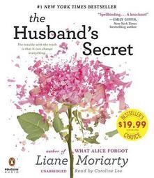 The Husband's Secret - Liane Moriarty - cover