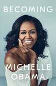 Libro in inglese Becoming Michelle Obama