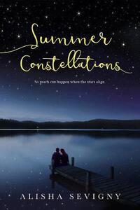 Summer Constellations - Alisha Sevigny - cover