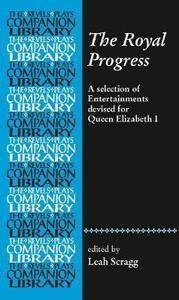 Five Elizabethan Progress Entertainments - Leah Scragg - cover
