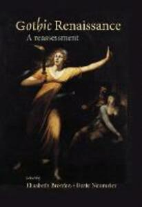 Gothic Renaissance: A Reassessment - cover