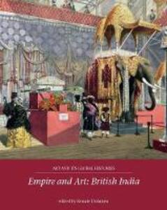 Empire and Art: British India - cover