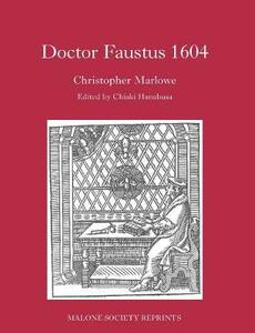 Dr Faustus 1604 - cover