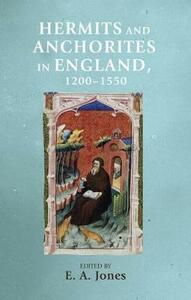 Hermits and Anchorites in England, 1200-1550 - cover