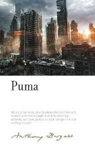Puma: By Anthony Burgess - cover