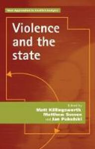 Violence and the State - cover
