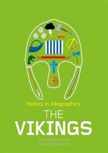 History in Infographics: Vikings - Jon Richards - cover