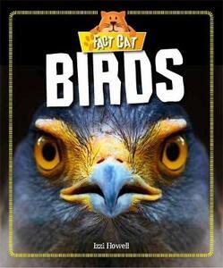 Fact Cat: Animals: Birds - Izzi Howell - cover