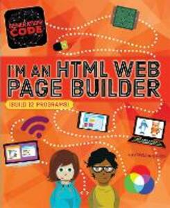 Generation Code: I'm an HTML Web Page Builder - Max Wainewright - cover