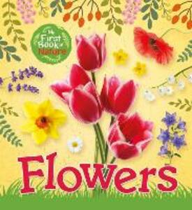 My First Book of Nature: Flowers - Victoria Munson - cover